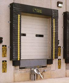 Superior Door and Gate Systems Inc | Dock Seals & Shelters